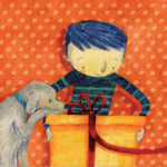 איור של מתנה