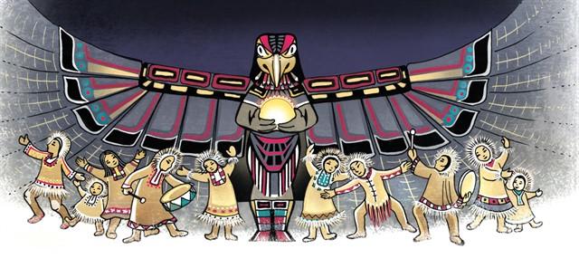 אגדת עם אינדיאנית בשם מתנת האור מתוך מגזין לילדים אדם צעיר
