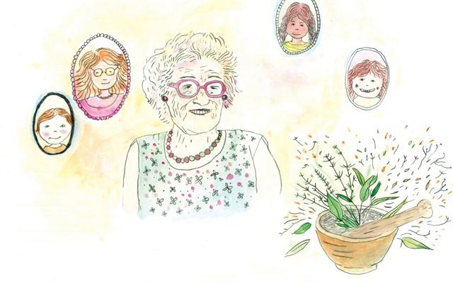 ספיישל יום המשפחה, כתבה מתוך מגזין לילדים אדם צעיר