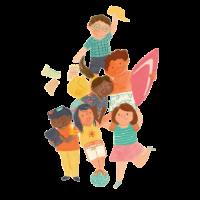 מידע למנוים אדם צעיר - עיתון לילדים