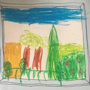 גלי יוסף, בת 8