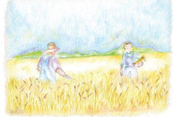 סיפור לשבועות לילדים – שני אחים