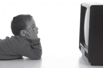 השפעתה של הבהייה במסך על ילדים