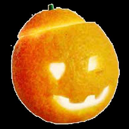 מנורת תפוז